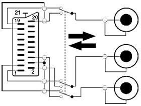 rca switch box a b switch box wiring diagram