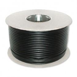 ANGA ST-CC05 Καλώδιο UTP CAT5e + 2 x 0.50mm (100μ) CU/PET ΧΑΛΚΟΣ