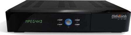 Medialink Black Panther ML10 HD 1CA, 1CI, USB, ETHERNET Δορυφορικός Δέκτης