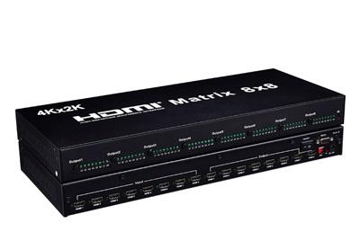 PS-S0808 ANGA HDMI Matrix 8x8 support 4K*2K support 2.0