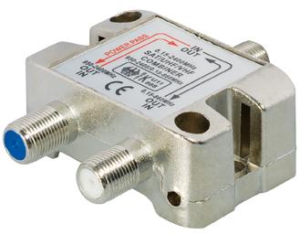 Μίκτης - Διαχωριστής TV/SAT επιγείου και δορυφορικού σήματος για εσωτερικό χώρο ΑΜΦΙΔΡΟΜΟ = 271-201