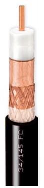 Καλώδιο CAVEL 34/145FC (700μ) Διπλά Θωρακισμένο Διάμετρος : 19,80mm Aγωγός : 3,40mm