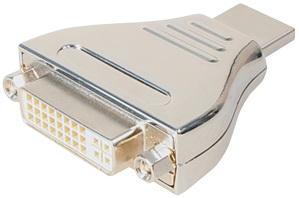 Adapter HDMI (A) αρσενικό σε DVI-D θηλυκό