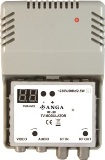 ANGA Modulator RF-30 ME LED Display, VHF: 2- 4 - 5 ... 12, UHF: 21 ... 69