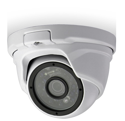K����� Dome AVTECH AVT1104TP TVI 1/2,7 CMOS 1080P, ����� 3.6mm, �R Led 18PCS, 18 �����, ��������� IP66, 12V, 1Alarm In, 1 Alarm Out, M��������, ����� �����: 390gr