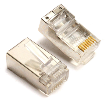 PS-N053-M6 CONNECT. RJ45 for Cat6 cable, metal