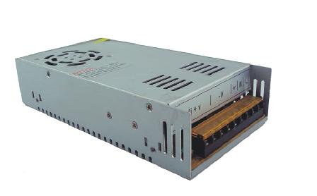 Σταθεροποιημένο τροφ. 12V / 40A / 360W ΧΩΡΙΣ ΚΟΥΤΙ, CP1208-40A