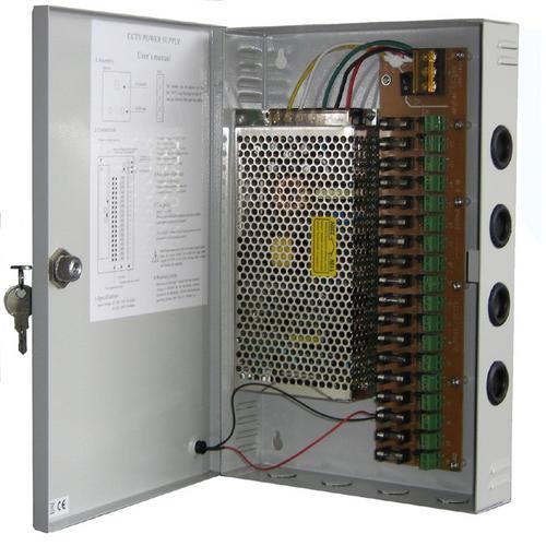 ��������������� ����������� 12V / 10A / 120W, 18 ������, CP1209-10A-18