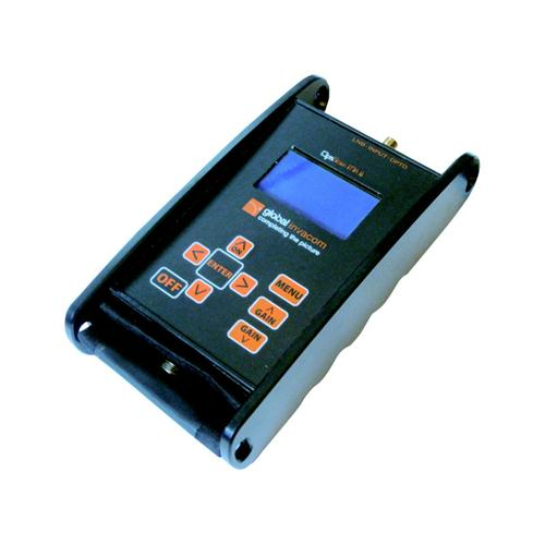 F700282 Global Invacom FiberIRS Optiscan IF & Optical Power Meter