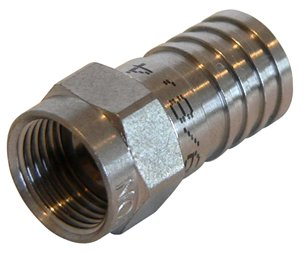 CAVEL F501 F CRIMP CONNECTOR (για SAT501, DG80)