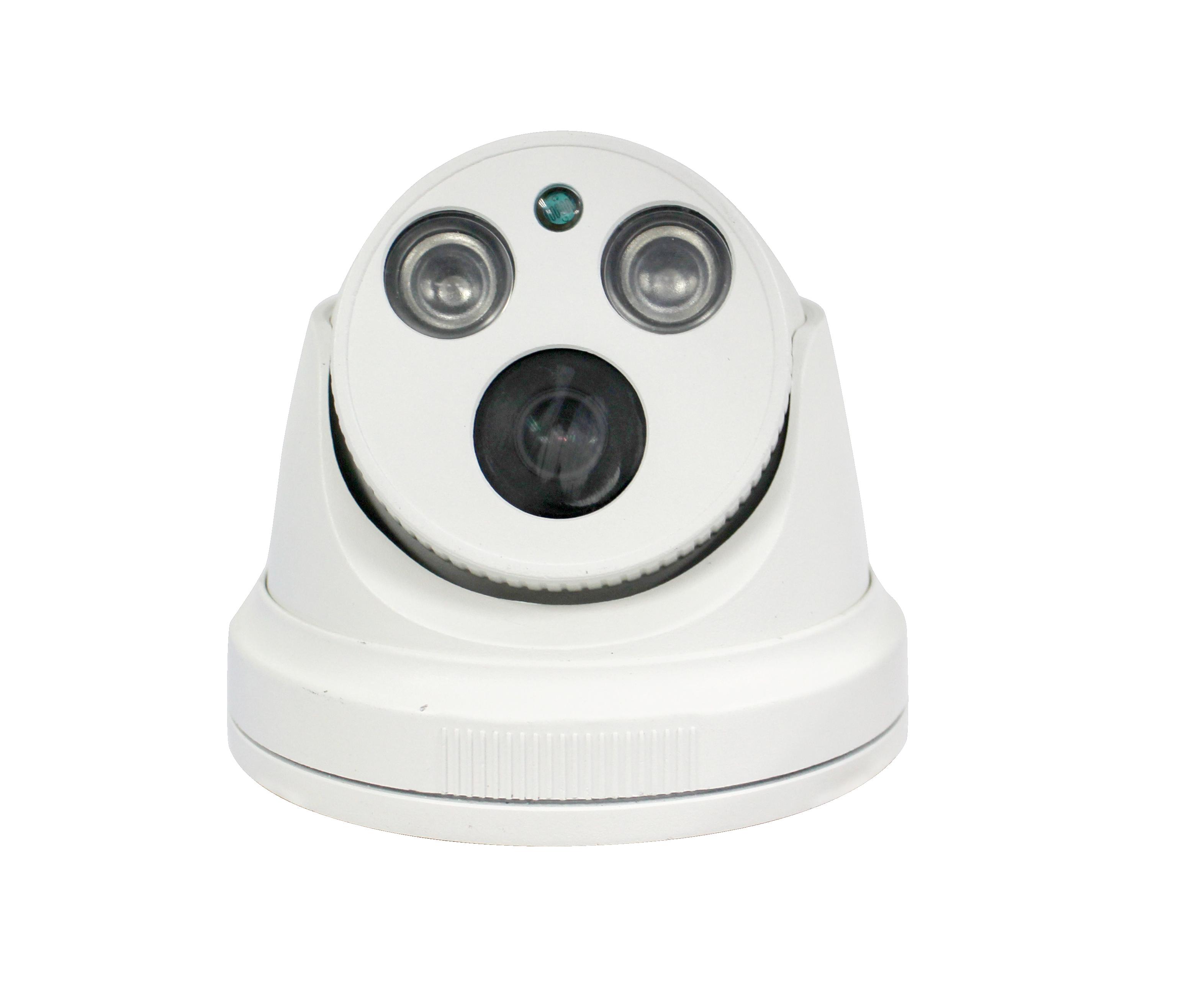 ΚΑΜΕΡΑ DOME AQ-4509-RD4 5MP 2pcs ARRAY IR LED 2,8mm(4in1)AHD/CVI/TVI/CVBS 1080P ΑΔΙΑΒΡΟΧΗ ΜΕΤΑΛΛΙΚΗ IP66
