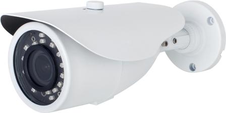 ΚΑΜΕΡΑ ANGA AQ-4214-NS4 BULLET (4in1) AHD/CVI/TVI/CVBS 2MP 1/2.7 1080P 24pcs SMD IR LED 30MTR 2.8mm-12mm ΑΔΙΑΒΡΟΧΗ ΜΕΤΑΛΛΙΚΗ IP66