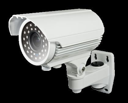 ΚΑΜΕΡΑ ANGA AQ-4213-NS4 BULLET (4in1) AHD/CVI/TVI/CVBS 2MP 1/2.7 1080P 30pcs SMD IR LED 40MTR 2.8mm-12mm ΑΔΙΑΒΡΟΧΗ ΜΕΤΑΛΛΙΚΗ IP66