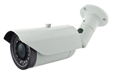 ΚΑΜΕΡΑ BULLET 5MP 2,8mm-12mm ANGA AQ-4236-NS4(4in1) AHD/CVI/TVI/CVBS 1/2.5 30pcs SMD IR LED 40MTR ΑΔΙΑΒΡΟΧΗ ΜΕΤΑΛΛΙΚΗ IP66