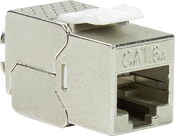 PS-JK6 CAT6 KEYSTONE JACK 1Gigabit