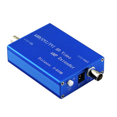 PS-AH005 AHD/CVI/TVI HD Video Extender θυληκό BNC IN / θυληκό BNC OUT από 500 έως 800 μέτρα (δεν περιλαμβάνει τροφοδοτικό 12V/1A)
