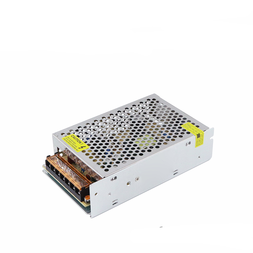 ANGA S-50W-5 ΤΡΟΦΟΔΟΤΙΚΟ LED Rated Power: 50W, Output Voltage: 5V, Output Current: 0-10A, AC INPUT:85-264VAC, 110*78*35mm