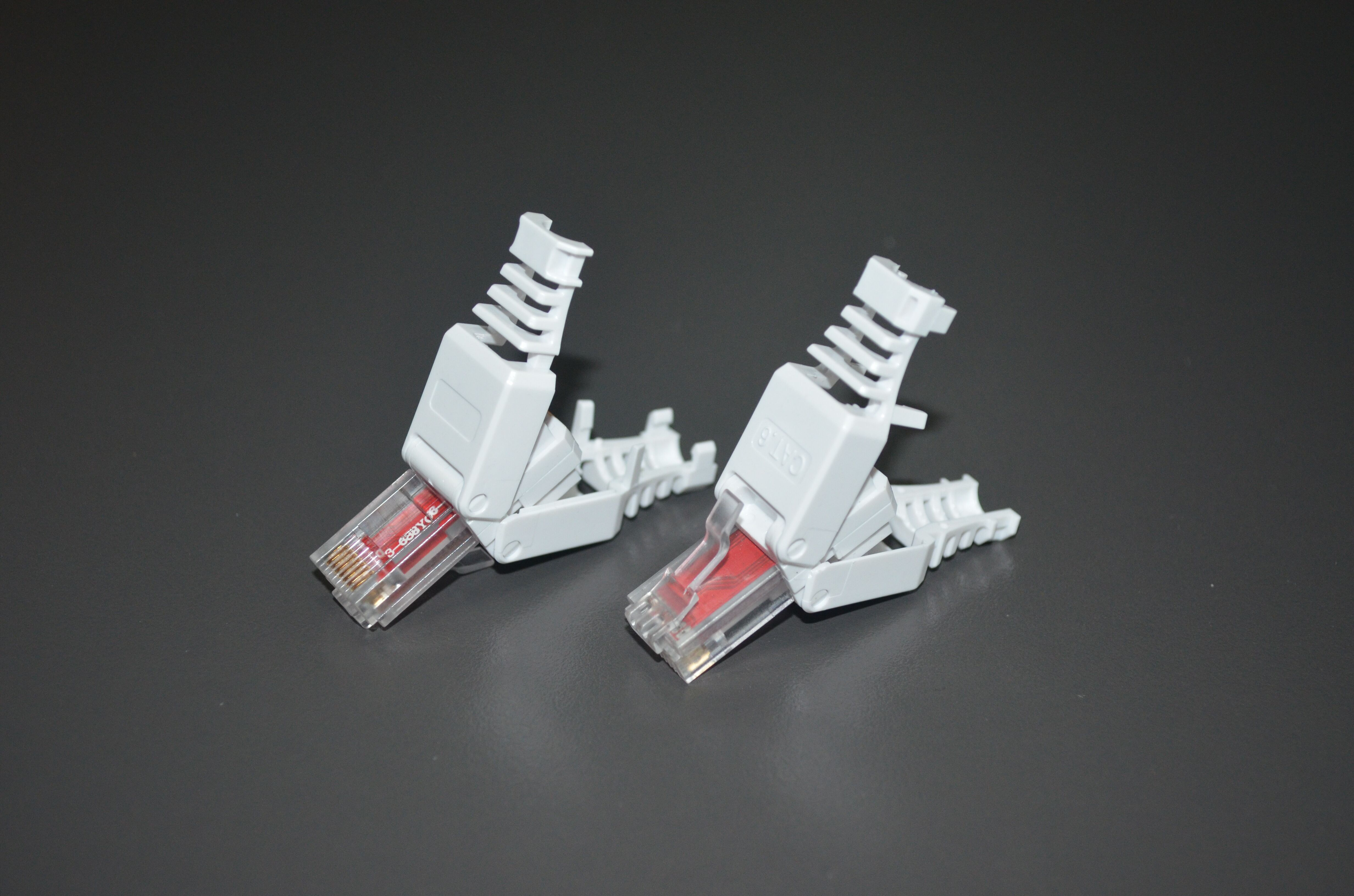 TSM-CN0080 CAT6/ RJ45 Plug ΚΟΥΜΠΩΤΟ