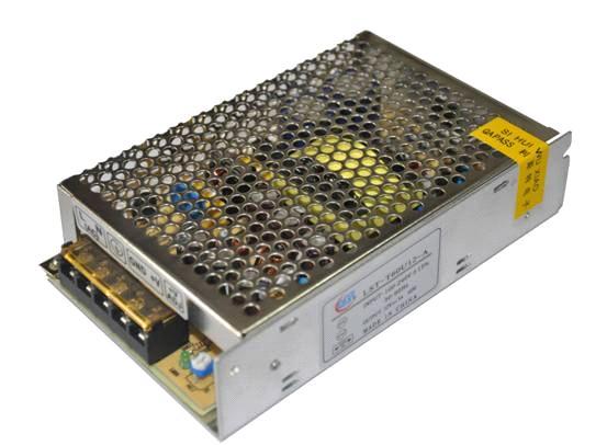 ��������������� ����������� 12V / 5A / 60W, ����� �����, CP1207-5A