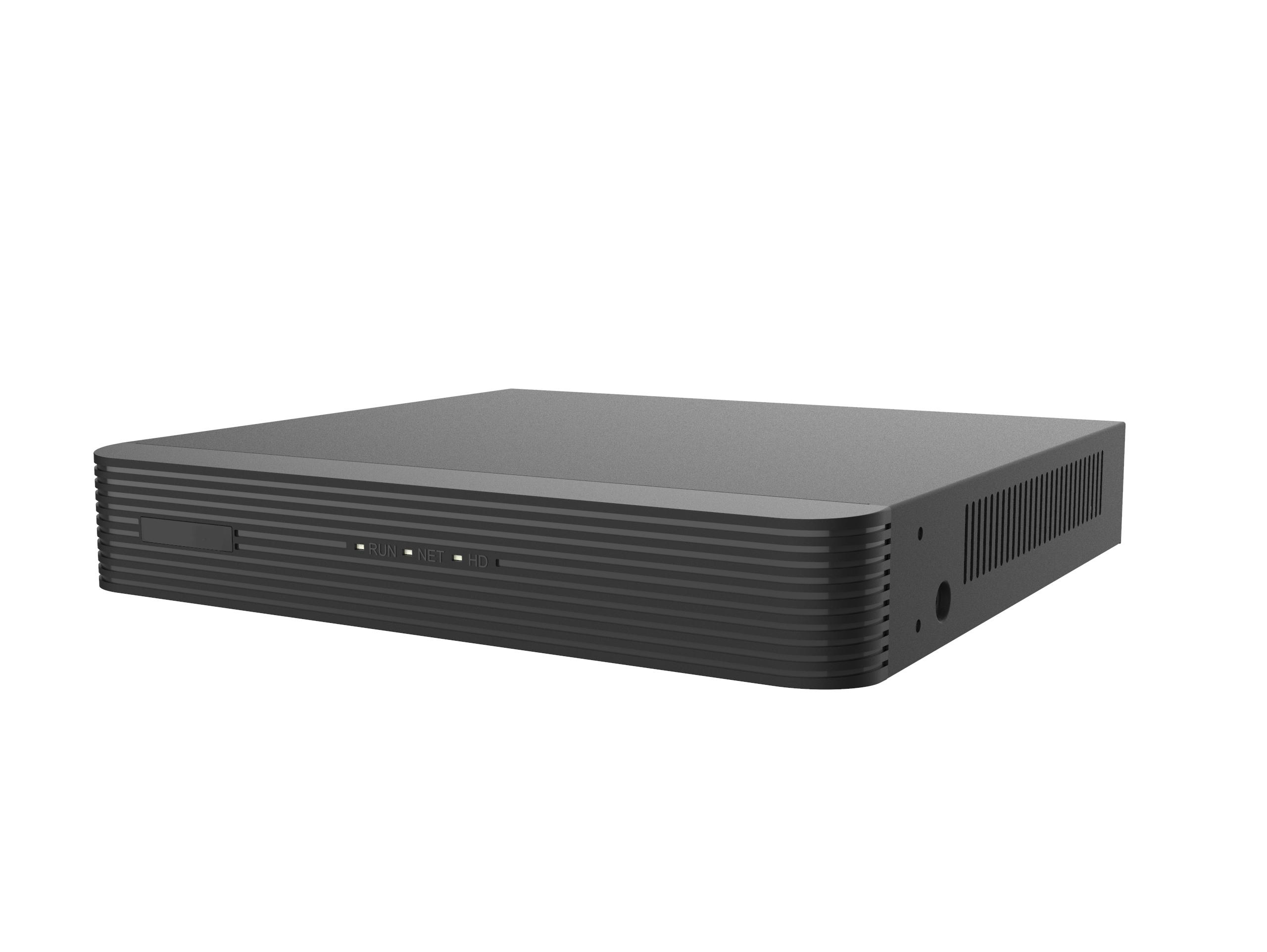 XVR ANGA AQ-6908N5, 12CH (8BNC+4IP), 1 SATA Interface 6TB MAX,5MP Lite, H.265, smartphone, δικτυακό,USB,Backup,VGA,HDMI,AUDIO IN 1-AUDIO OUT 1