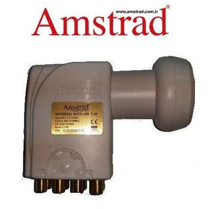 Amstrad Octo LNB F-80 0.1dB