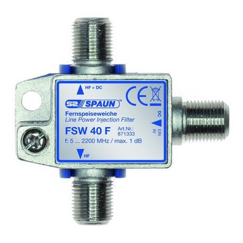 871333 SPAUN FSW40F REMOTE POWER INSERTER