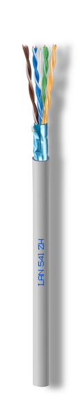 Καλώδιο CAVEL F/UTP Cat5e (300μ) LAN541ZH (4x2xAWG24) Χαλκός 0,51mm