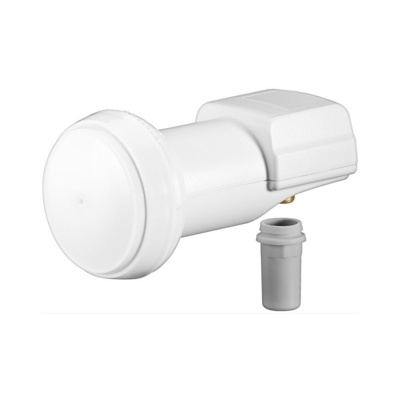 SINGLE LNB MULTIFEED 0.1dB 4K/HDTV/3D GOODBAY