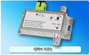OPTICAL RECEIVER ORH-1020 47-1000MHz