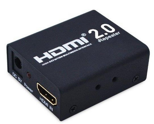 ANGA PS-105-H2 HDMI Repeater HDMI IN / HDMI OUT 30μ με τροφοδοτικό 5V/1A