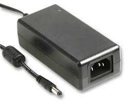 Σταθεροποιημένο τροφοδοτικό 12V / 5A / 60W, Εμπεριέχεται διακλαδωτής καλωδίου τροφοδοσίας 1/8, ANGA CP1205-5A