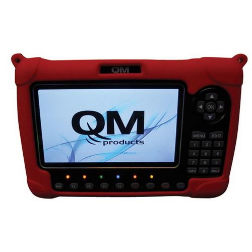 "QM-3190 Πεδιόμετρο DVB-S2 / DVB-T2 / DVB-C με οθόνη 7"" υψηλής ανάλυσης"