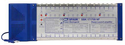 842428 SPAUN SBK171709NF Ενισχυτής επέκτασης 4 Δορυφόροι + Επίγειο
