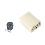 ANGA AG-X4CH Ασύρματη Εντολή Τηλεχειρισμού 12V (433MHz) 4 Καναλιών με τηλεχειριστήριο