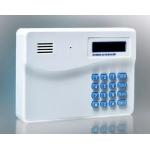 ANGA AG-GD20 Τηλεφωνητής GSM/PSTN με οθόνη LCD, Μνήμη 10 Τηλεφώνων, Τέσσερα Trigger (2x + / 2x -), 12V