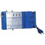 814107 SPAUN SVN230F Ενισχυτής για SAT/επίγεια Ρυθμιζόμενος με ενίσχυση επίγεια: 10dB SAT: 30dB