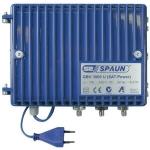 814112 SPAUN GBV3809U Ενισχυτής ισχύος για SAT Διέλευση TV ενίσχυση SAT ρυθμιζόμενη από 25-40 dB