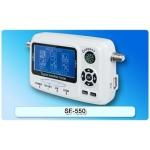 SF-550 Πεδιόμετρο SAT DVB-S/DVB-S2