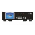 QM DHM-2061 1xHDMI IN, 1xHDMI OUT, 3xRCA IN σε DVB-T (H.264) Modulator στερεοφωνικό με LCD Display