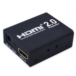 ANGA CHM-105 HDMI Repeater HDMI IN / HDMI OUT 30μ με τροφοδοτικό 5V/1A