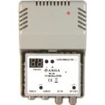 ANGA Modulator RF-30 ME LED MONO με LED Display, VHF: 2- 4 - 5 ... 12, UHF: 21 ... 69