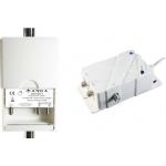 Master 2 Ενισχυτής ANGA Μίας εισόδου UHF 30dB/102dBμV & Δύο εξόδων 4G LTE
