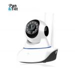 Κάμερα Ρομποτική ANGA AQ-8101IBW IP Wi Fi ONVIF 1080P 2.0 MP(Λευκή) WiFi/Ethernet με εφαρμογή CamHi (με τροφοδοτικό 5V)