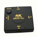 ANGA PS-M301-4K  3X1 HDMI SWITCHER, 4K