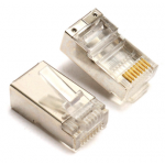 ANGA PS-N053-2 CONNECT. RJ45 for Cat5 cable, metal