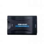 PS-A3025A ΜΕΤΑΤΡΟΠΕΑΣ HDMI ΣΕ SCART + ΤΡΟΦ/ΚΟ